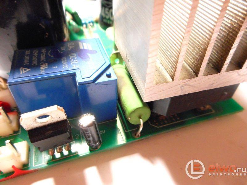 сгоревший резистор в сварочном инверторе