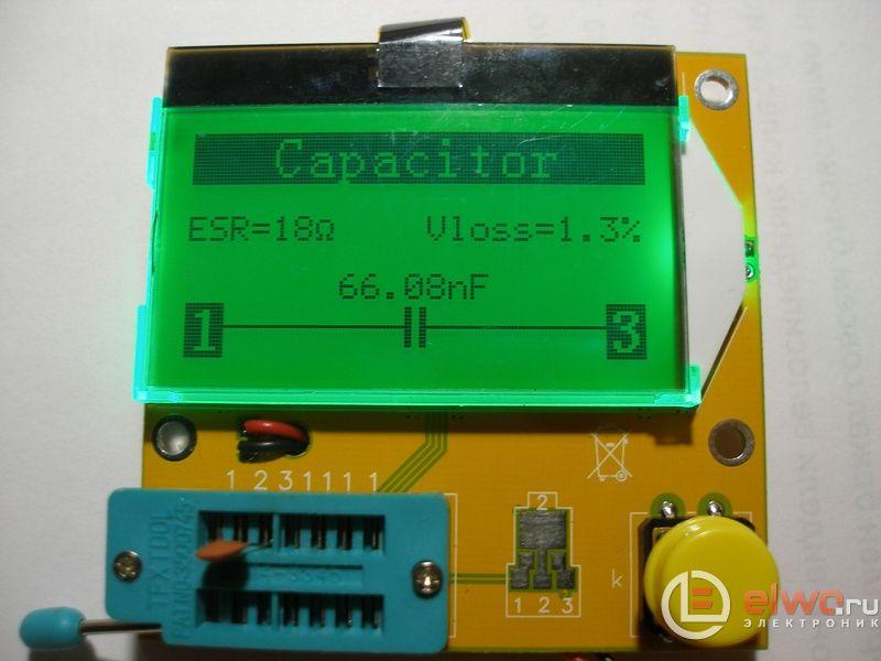 тестер полупроводниковых приборов Т4