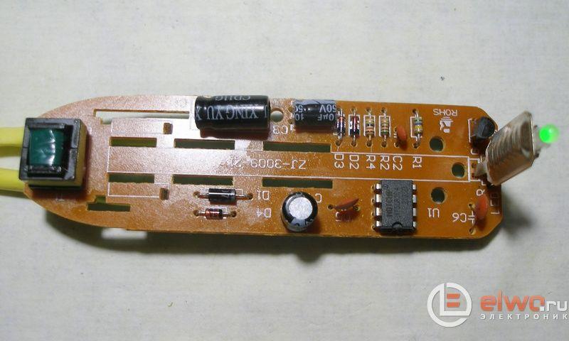 Ремонт зарядного от Li-Ion 18650