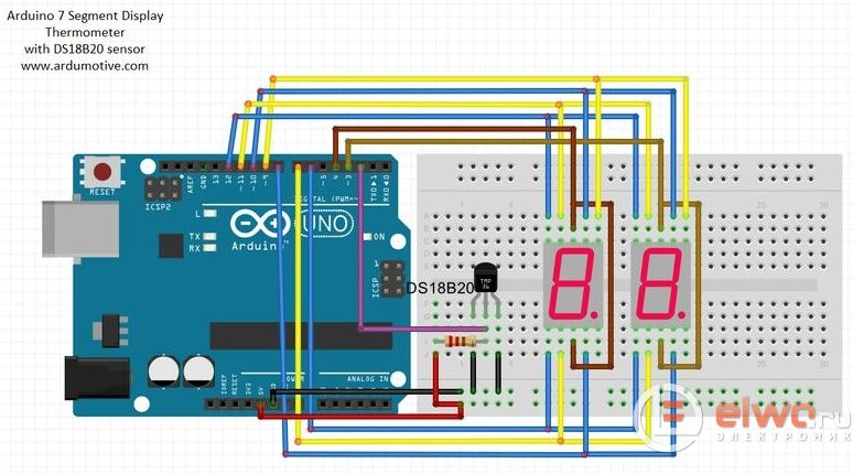 Arduino for Beginners: Arduino Pins - Analog Pins and